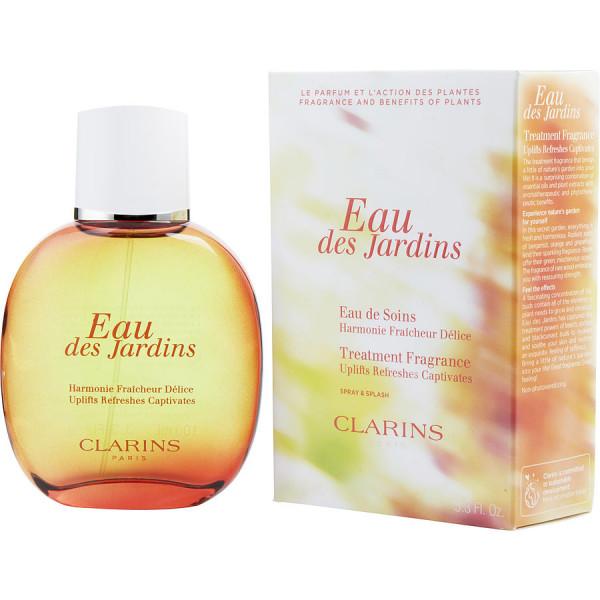 Clarins - Eau Des Jardins : Eau de Toilette Spray 3.4 Oz / 100 ml