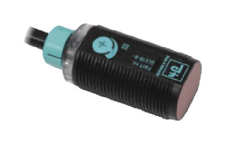 Pepperl + Fuchs GLV18 Photoelectric Sensor Diffuse 0 → 450 mm Detection Range NPN