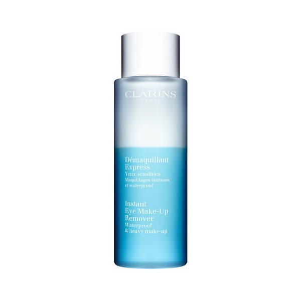 Clarins - Démaquillant Express Yeux : Lotion 4.2 Oz / 125 ml