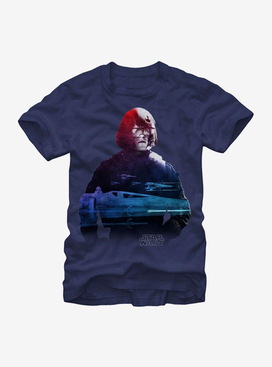 Star Wars: The Force Awakens Poe Dameron T-Shirt