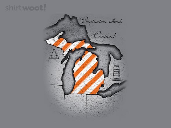Construction Season T Shirt