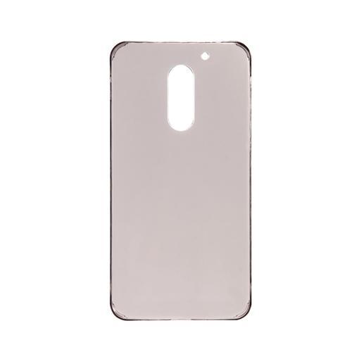Hard Case Protective PC Back Cover Shockproof Phone Shell For UMI Super - Transparent Black