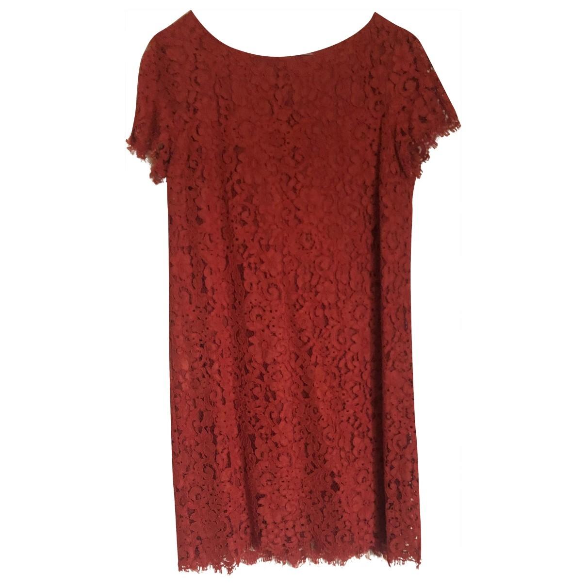 Zara \N Red Lace dress for Women S International