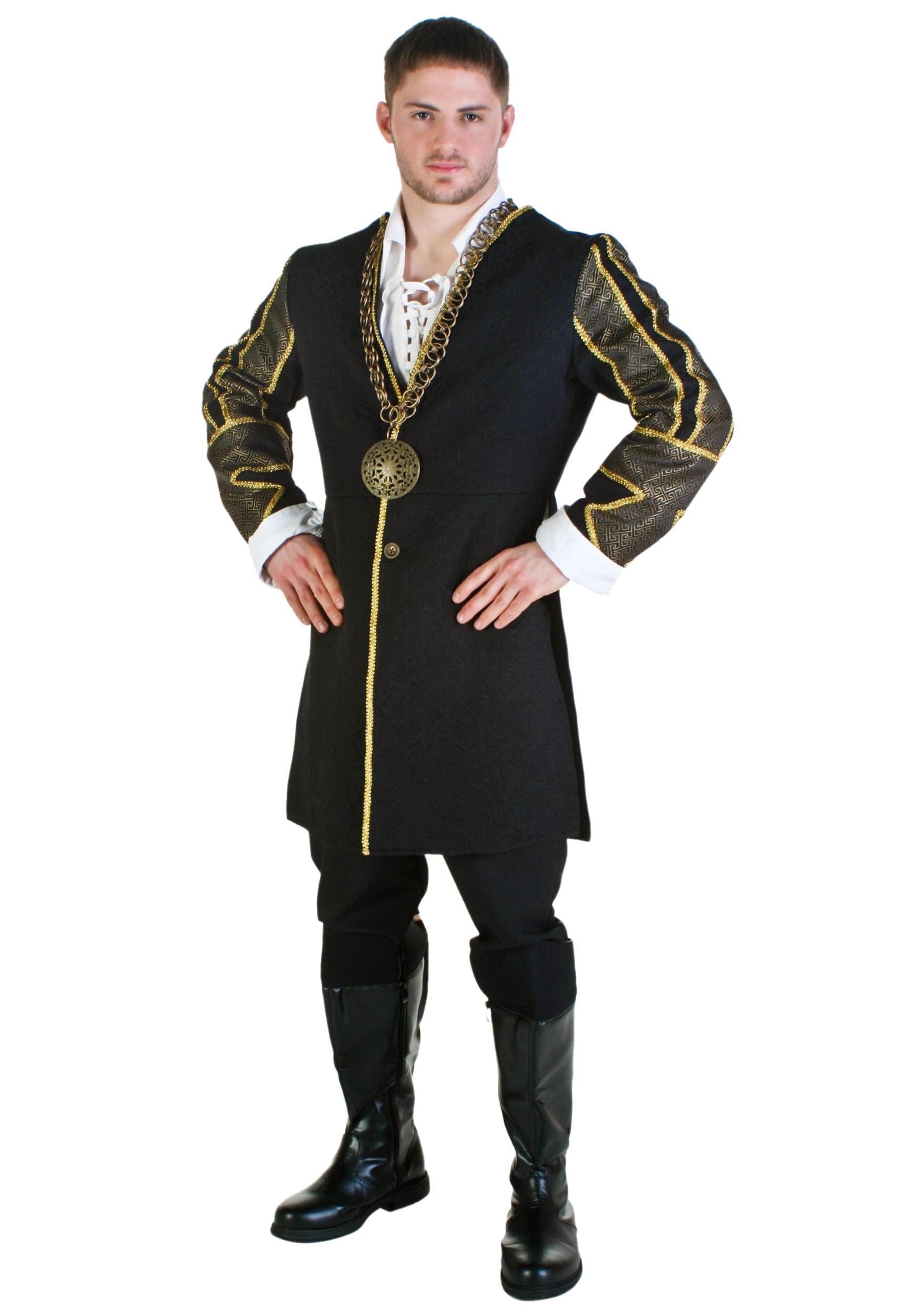 Men's King Henry VIII Costume