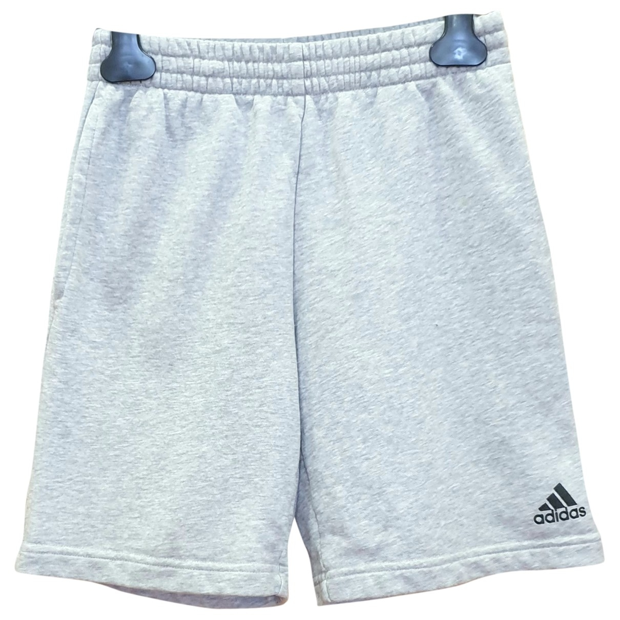 Adidas \N Grey Cotton Shorts for Kids 12 years - XS FR