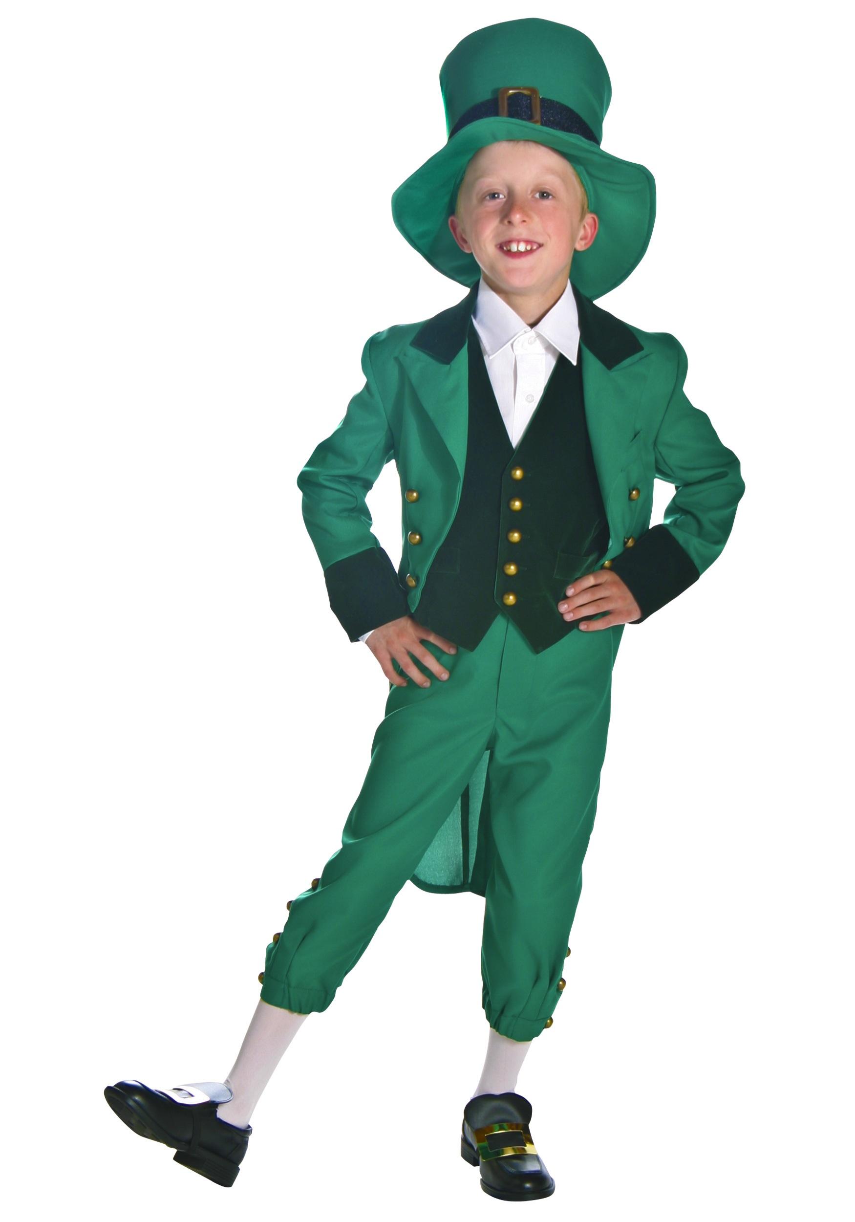 Little Leprechaun Costume for Boys