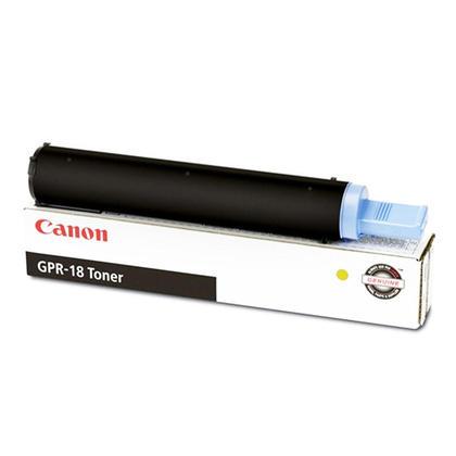Canon GPR18 Original Black Toner Cartridge