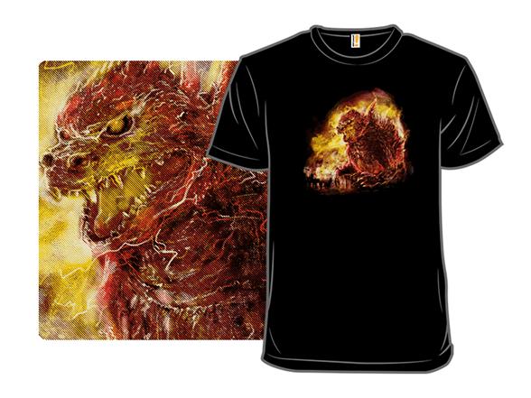 Godzilava T Shirt