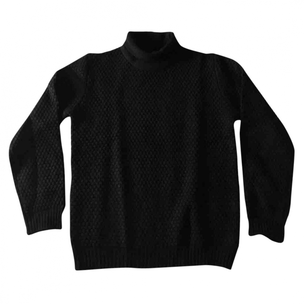 K-way \N Black Wool Knitwear for Women L International