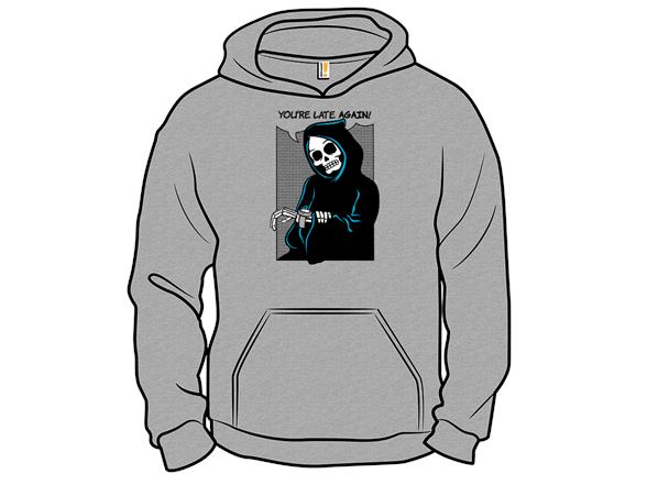 Death Can't Wait T Shirt
