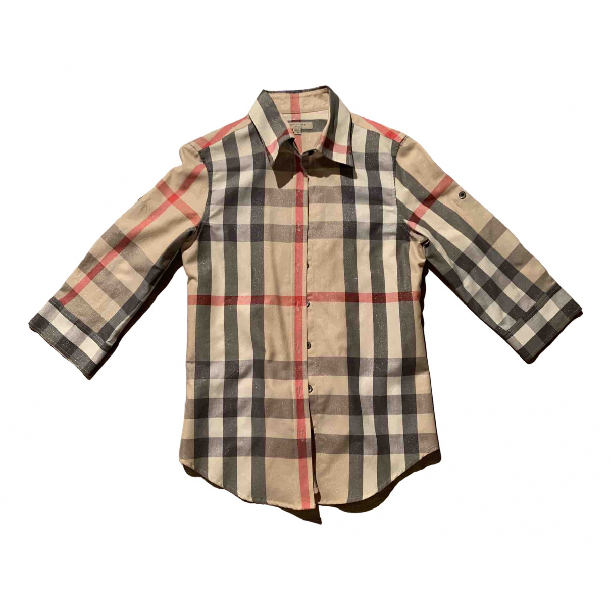 Burberry \N Cotton  top for Women S International