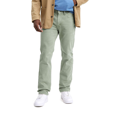 Levi's 514 Straight Mens 514 Straight Fit Straight Leg Jean, 38 30, Green