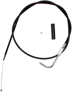 Motion Pro 06-0344 Black Vinyl Throttle Cable 06-0344