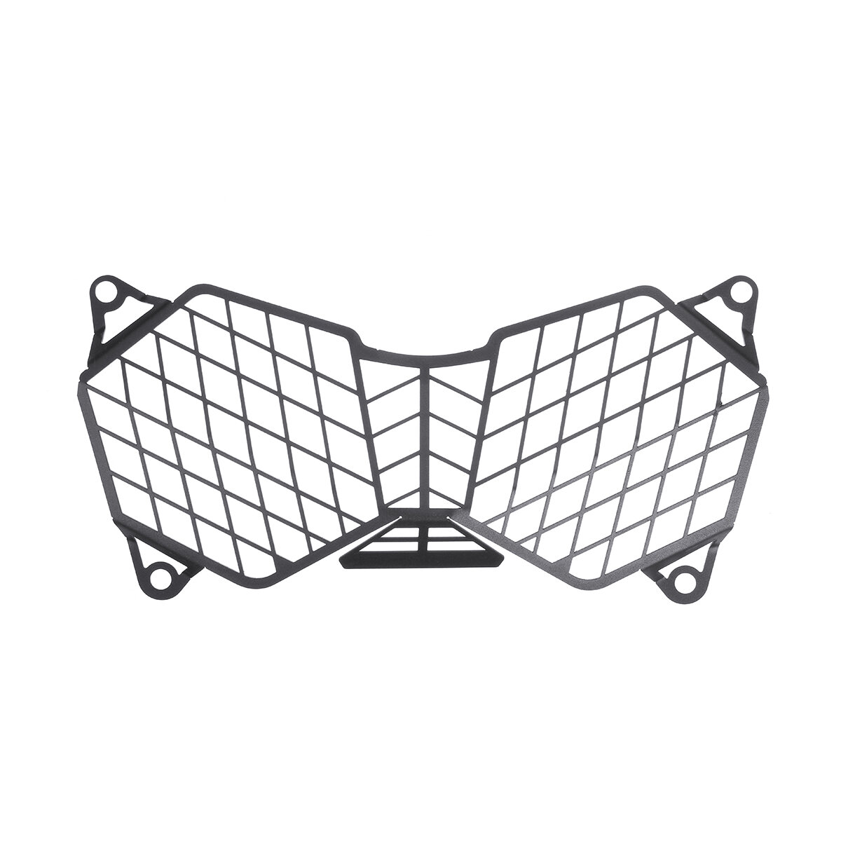 Black Motorcycle Headlight Grille Light Cover Protective Guard Protector For Triumph Tiger 800 2010-2017 Explorer 1200 2