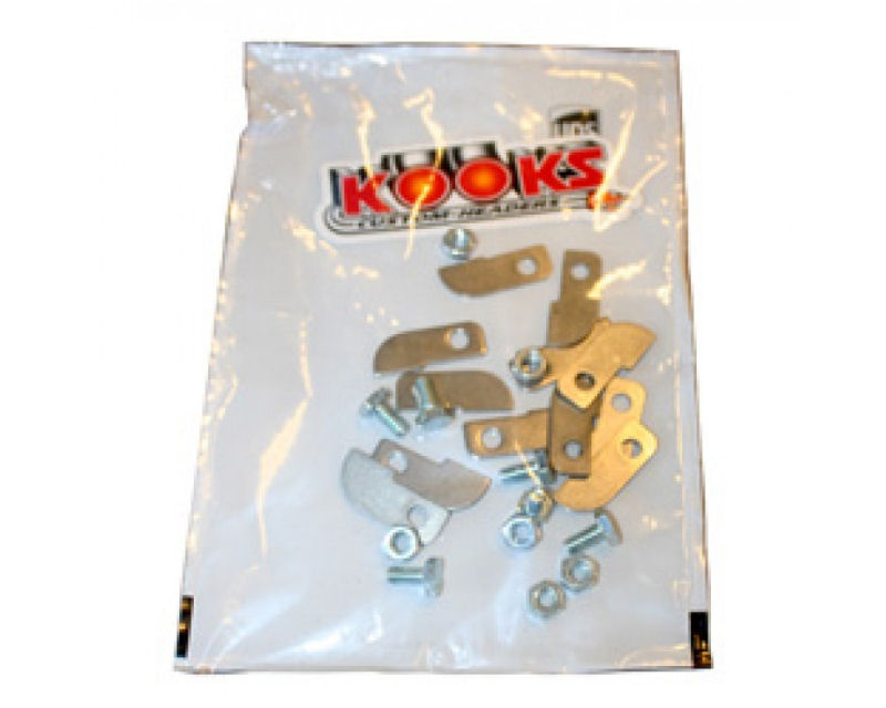 Kooks 9001 Stainless Steel A&B Header Collector Tabs