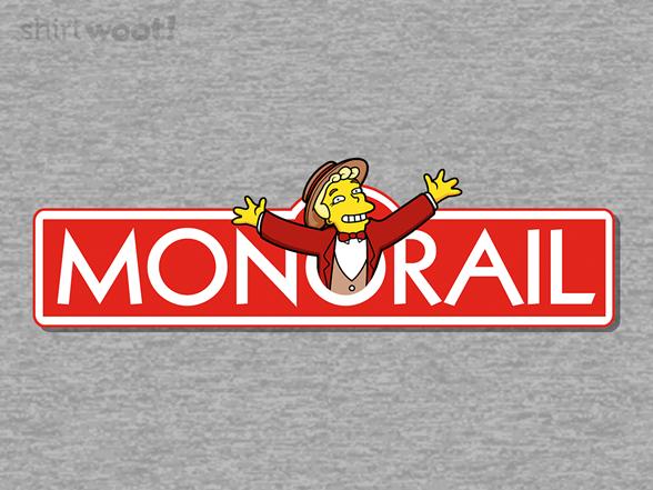 Monorail! T Shirt