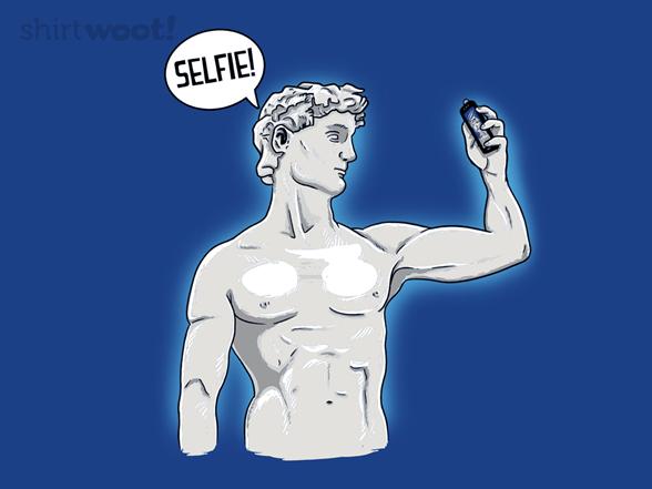 Selfie T Shirt