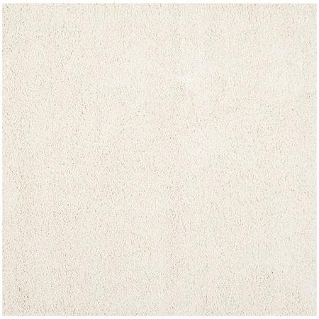 Safavieh Harper Shag Area Rug, One Size , White