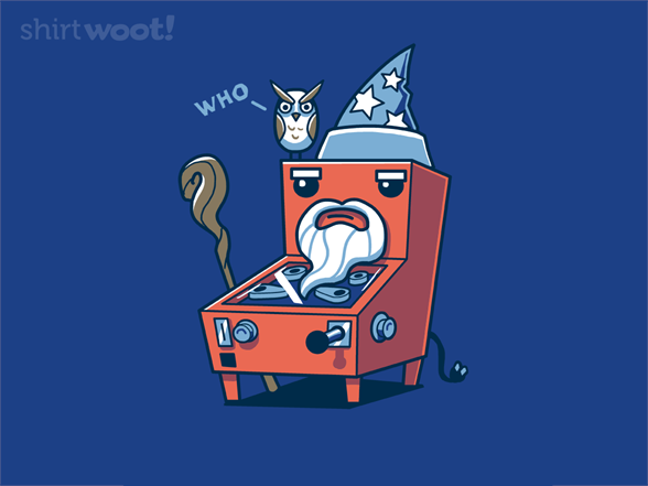 Pinball Wizard T Shirt