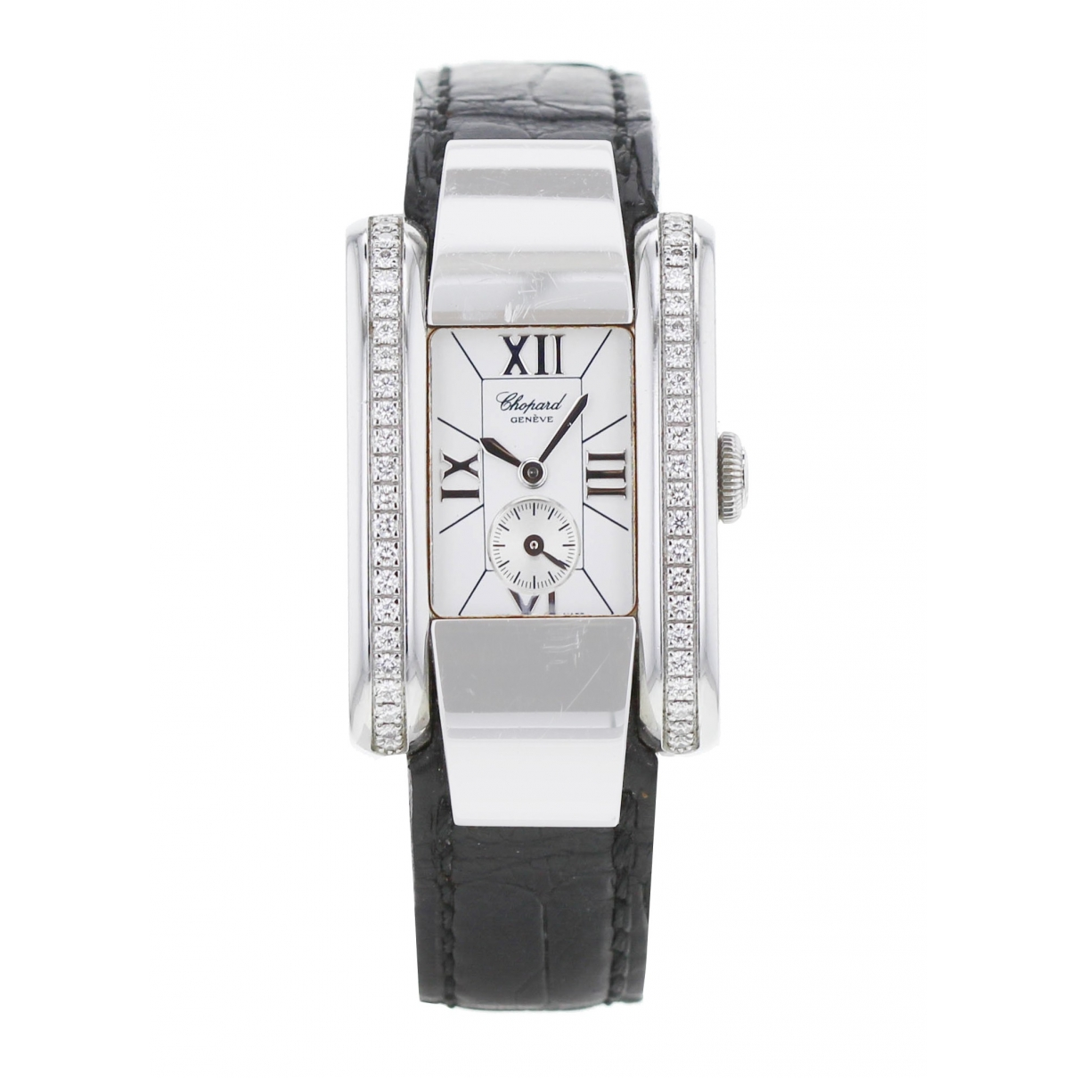 Chopard \N White White gold watch for Women \N