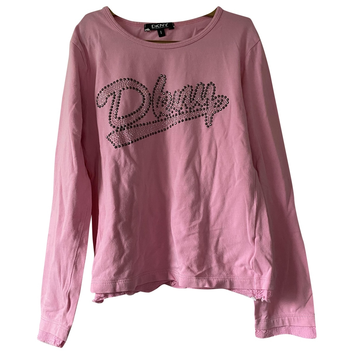 Dkny \N Pink Cotton  top for Kids 8 years - up to 128cm FR
