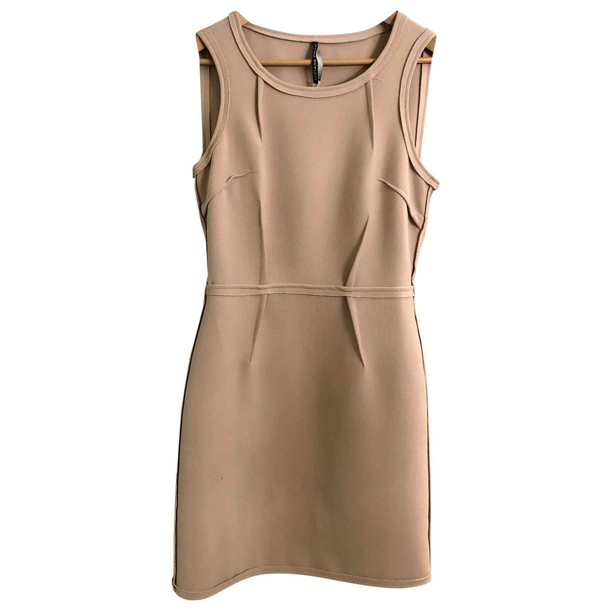 Liviana Conti \N Beige dress for Women 40 IT