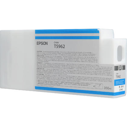 Epson T596200 350ml Original Cyan Ink Cartridge
