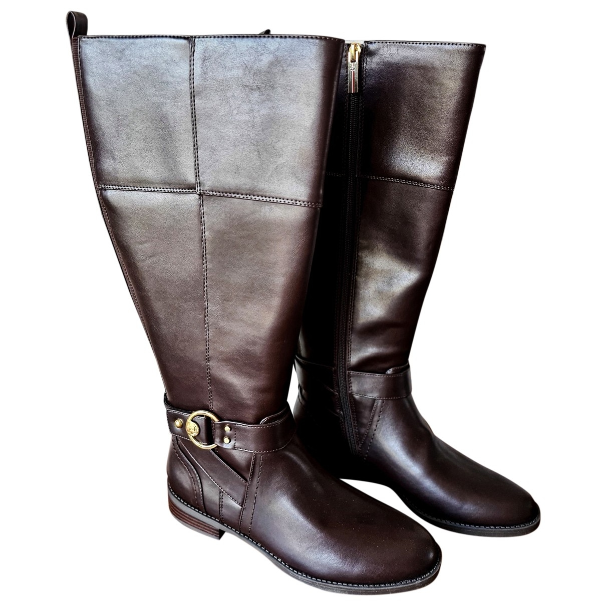 Tommy Hilfiger \N Brown Boots for Women 38 EU