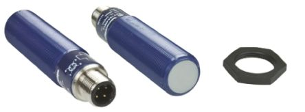 Telemecanique Sensors Ultrasonic Sensor Barrel M18 x 1, 0 → 1000 mm, M12 - 4 Pin IP67