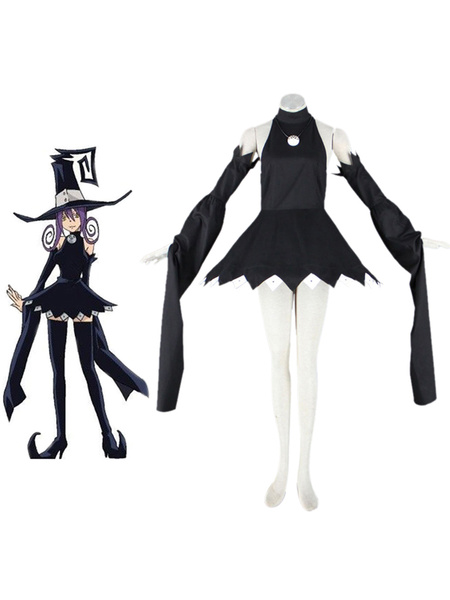 Milanoo Soul Eater Blair Cosplay Costume  Halloween