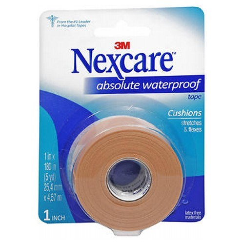 Nexcare Absolute Waterproof Tape 1 Each by Nexcare