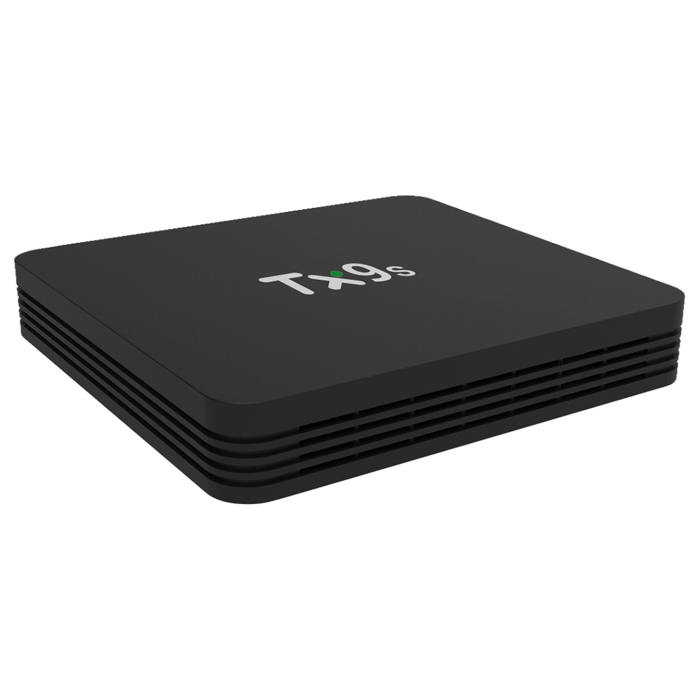 TANIX TX9S KODI Amlogic S912 4K HDR TV Box Android 9.0 2GB/8GB HDMI 2.0 WIFI Gigabit LAN Remote Control