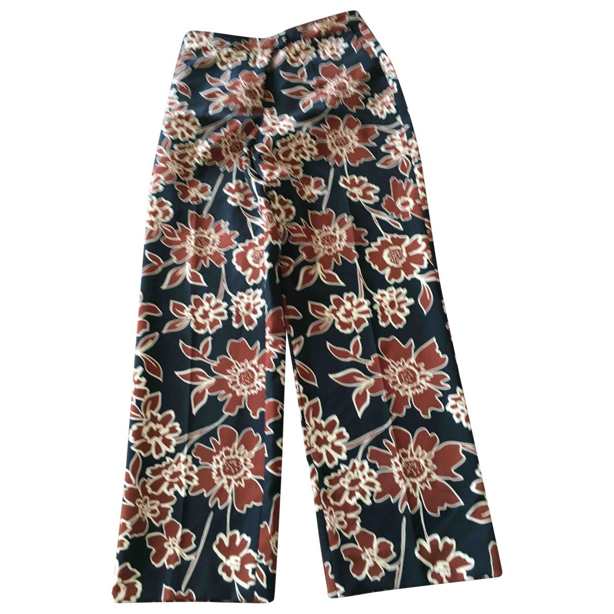 Zara \N Trousers for Women M International