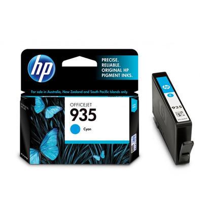 HP 935 C2P20AN Original Cyan Ink Cartridge