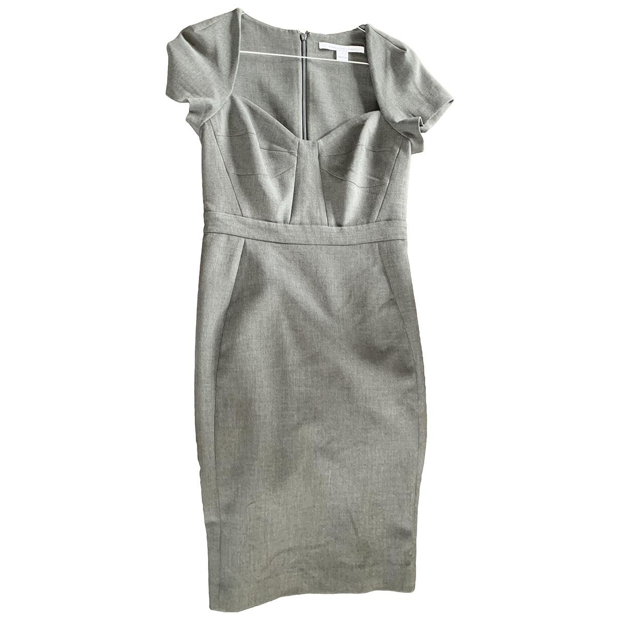 Diane Von Furstenberg \N Grey dress for Women 2 0-5