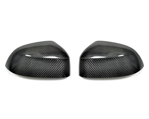 AutoTecknic Carbon Fiber Replacement Mirror Covers BMW F15 X5 14-16