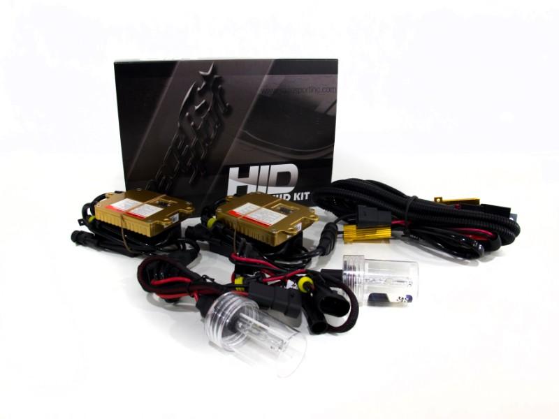 Race Sport Lighting VS-JEEP1314-6K 9006 HID 6K Complete Kit Jeep Cherokee 13-16