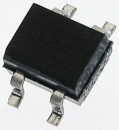 Vishay DF005SA-E3/77, Bridge Rectifier, 1A 50V, 4-Pin DFS (25)