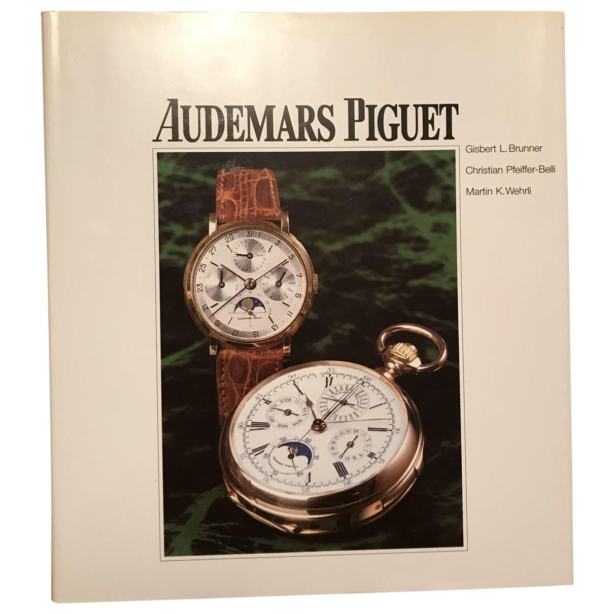 Audemars Piguet \N White Wood Fashion for Life & Living \N