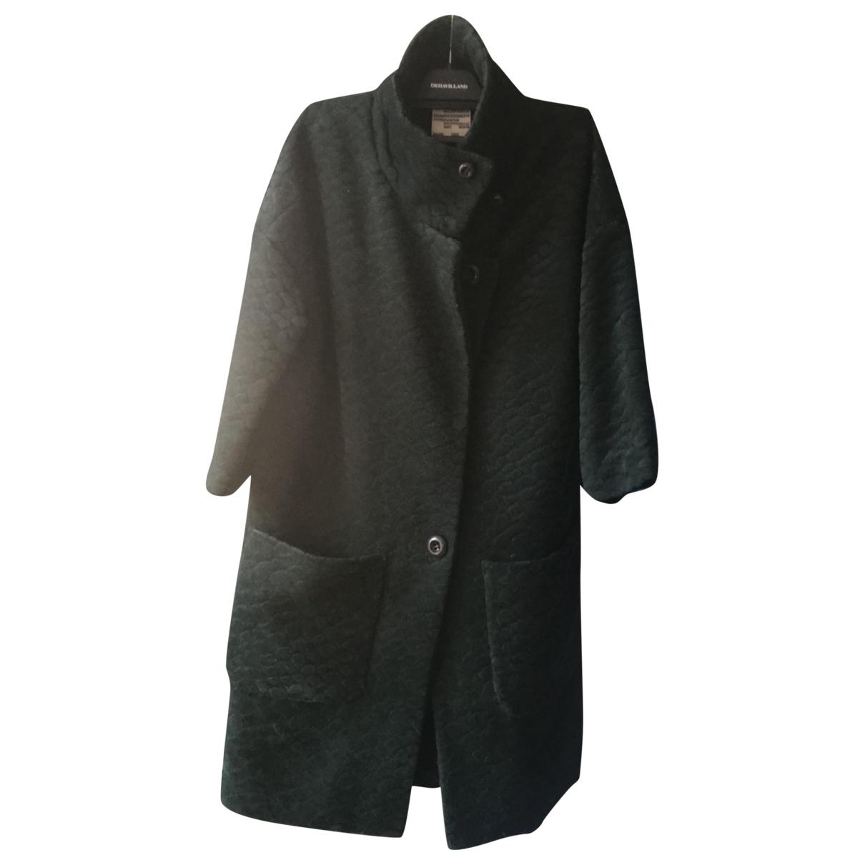 Baum Und Pferdgarten \N Green Cotton coat for Women S International