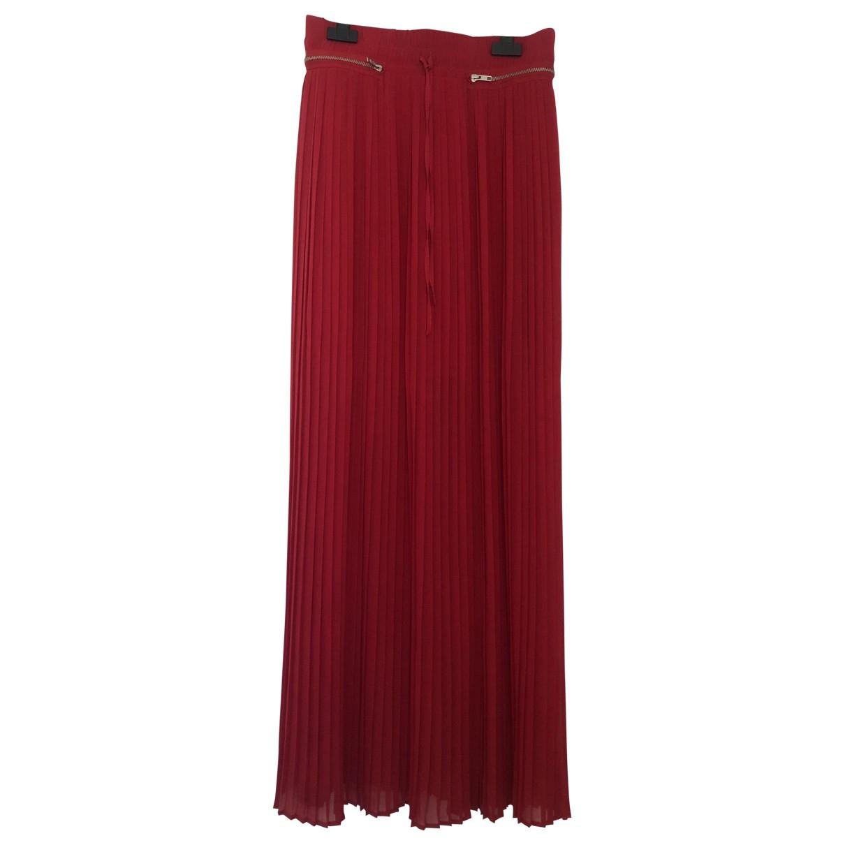 The Kooples \N Red skirt for Women 40 FR