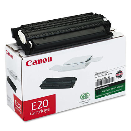 Canon E20 1492A002 cartouche de toner originale noire