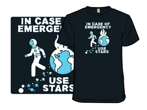 Use Stars T Shirt