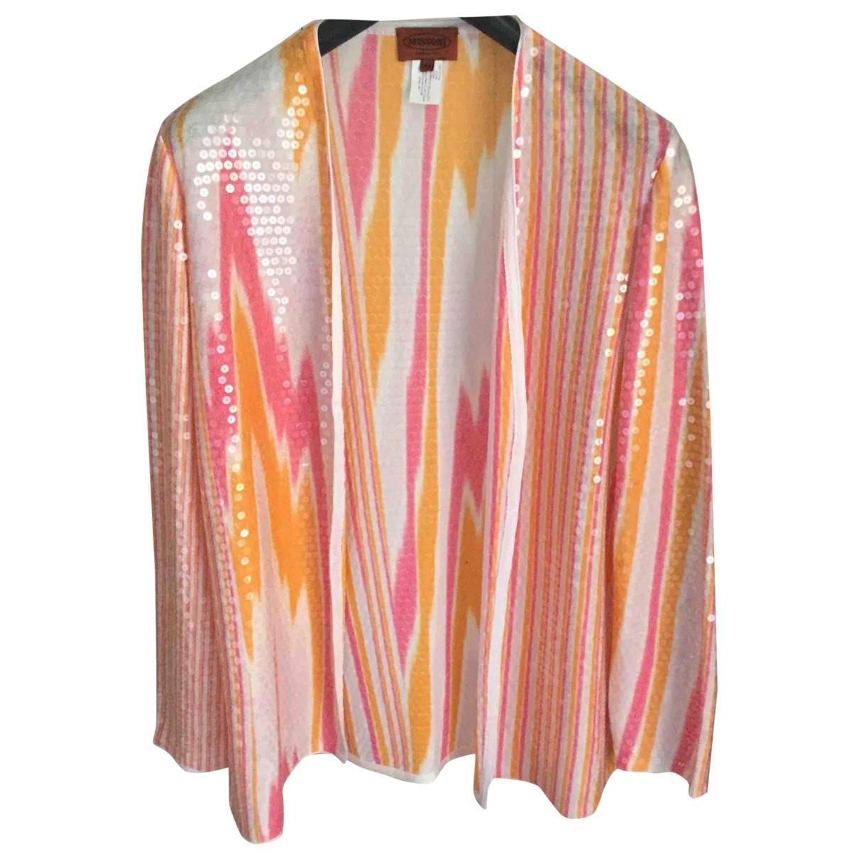 Missoni \N Multicolour Glitter jacket for Women 44 IT