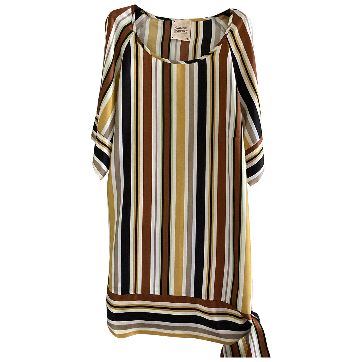 Non Signé / Unsigned \N Multicolour dress for Women 1 US
