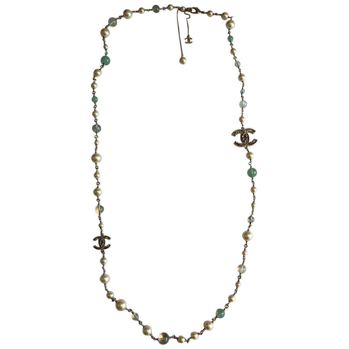 Chanel \N Multicolour Pearl necklace for Women \N