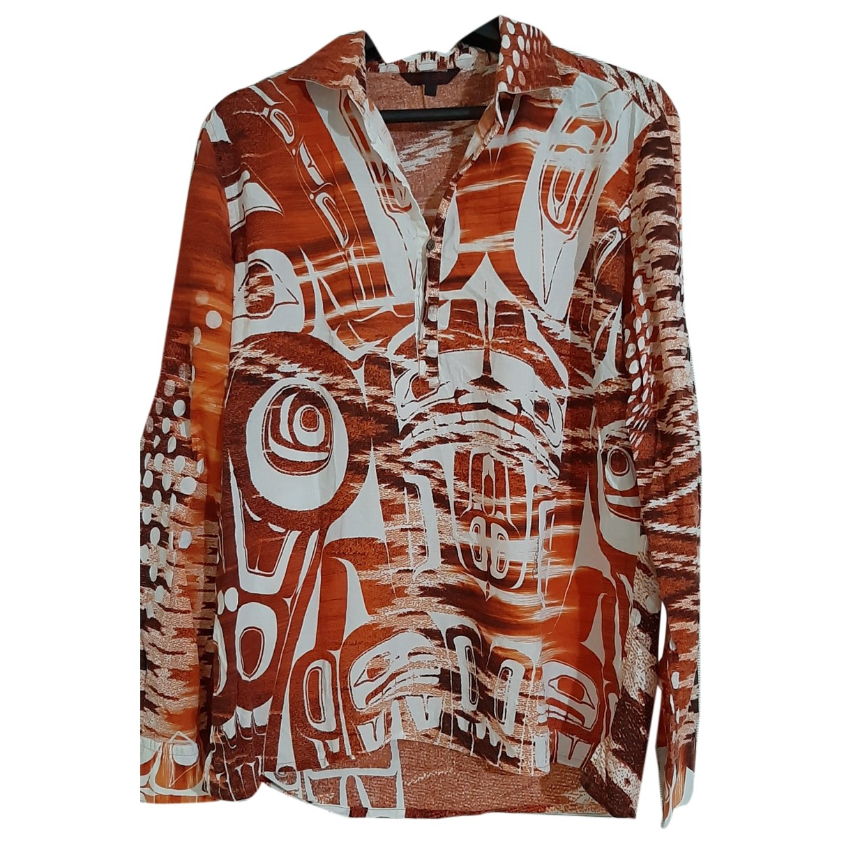 Roberto Cavalli \N Multicolour Cotton Shirts for Men S International