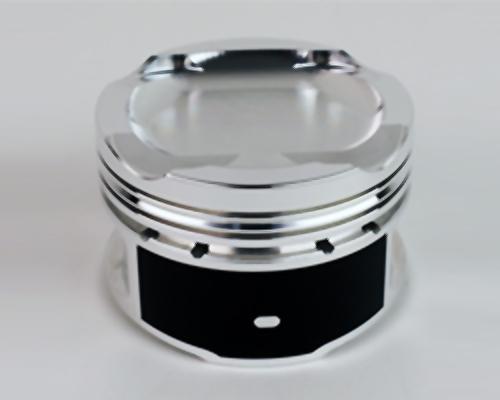 JE Pistons 357430 Honda L15B Turbo 73.5mm Bore 10.3:1 CR -10.1cc Dome Piston Set - Set of 4