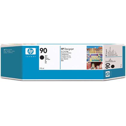 HP 90 C5059A Original Black Ink Cartridge High Yield