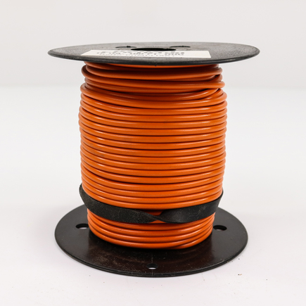 Power Products EL616150 - Gpt Primary Wire   Orange, 16 Ga, 100' Roll
